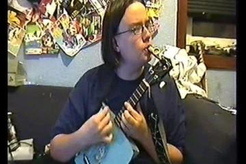 "Stuart Crout Performs ""The Final Countdown"" on his Kazookeylele"