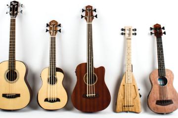 Ukulele Bass Roundup Uke Magaine Kala UBASS