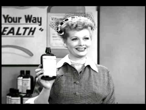 #TBT Lucille Ball Strumming 'Has Anybody Seen My Gal'