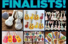 Cookie-lele Finalists