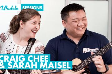 Craig Chee & Sarah Maisel Ukulele Sessions