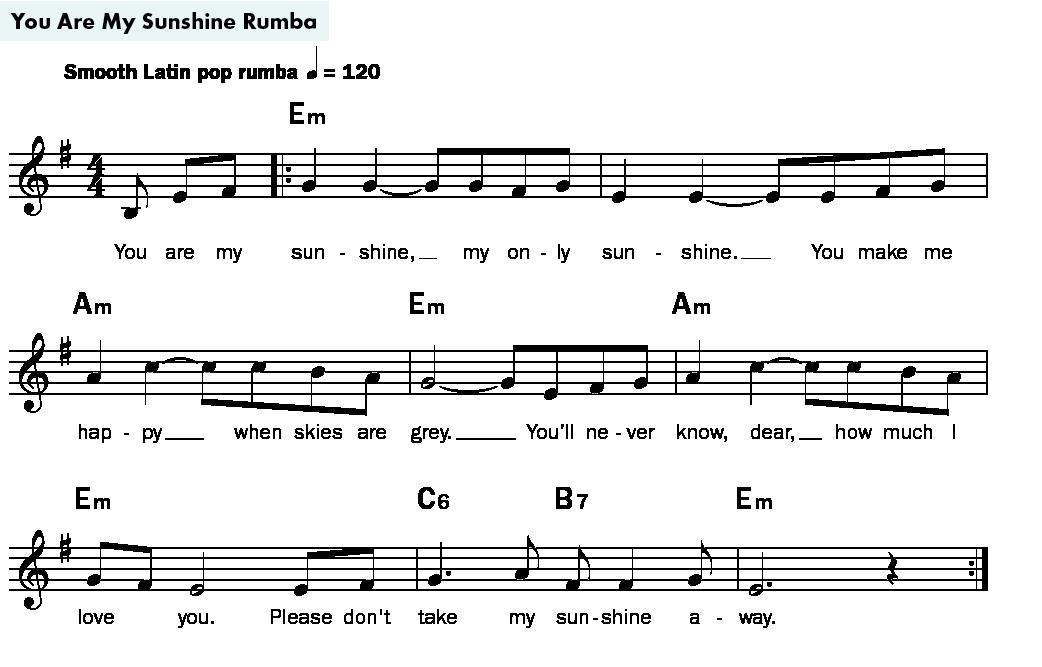 Ukulele Lesson Rumba Strum uke tips Daniel Ward rumba sunshine