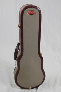 Ameritage's hardshell ukulele cases match the reputation of the company's high-end guitar cases.