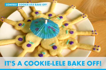 Cookie-lele Contest