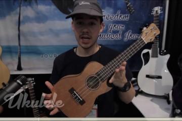Journey J-uke UC770C concert ukulele