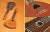 Bell and Shrine Ukulele Great Ukes Rare Collectible Instrument Lyon & Healy Sandor