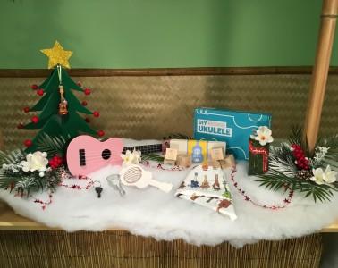 Holiday Uke Room