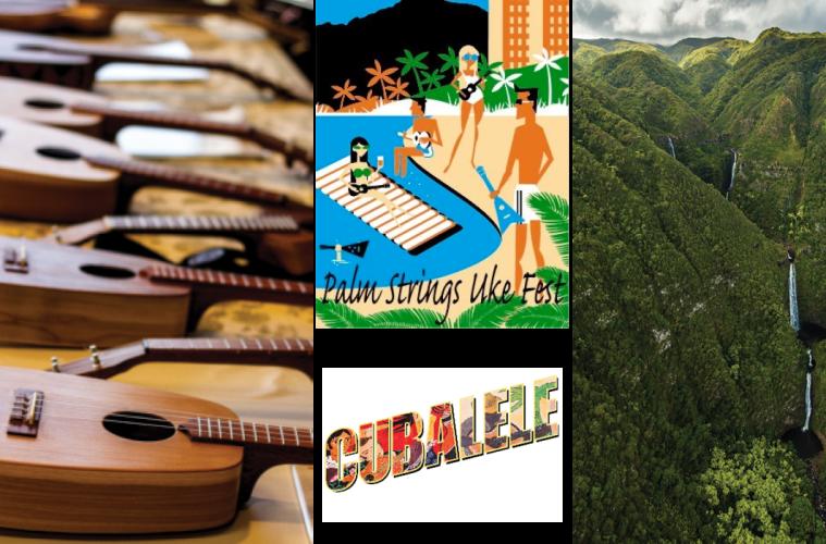 Ukulele Events Clubs Festival Workshop Cruise Uke