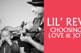 Lil Rev ukulele roots uke