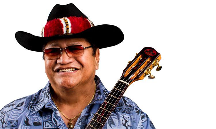 Led Kaapaana Hawaiian Music Award