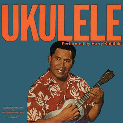 Ukulele Mungo Harry Kalahki Hawaii