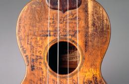 Konter Martin Uke Historic Vintage Instrument Rare Ukulele