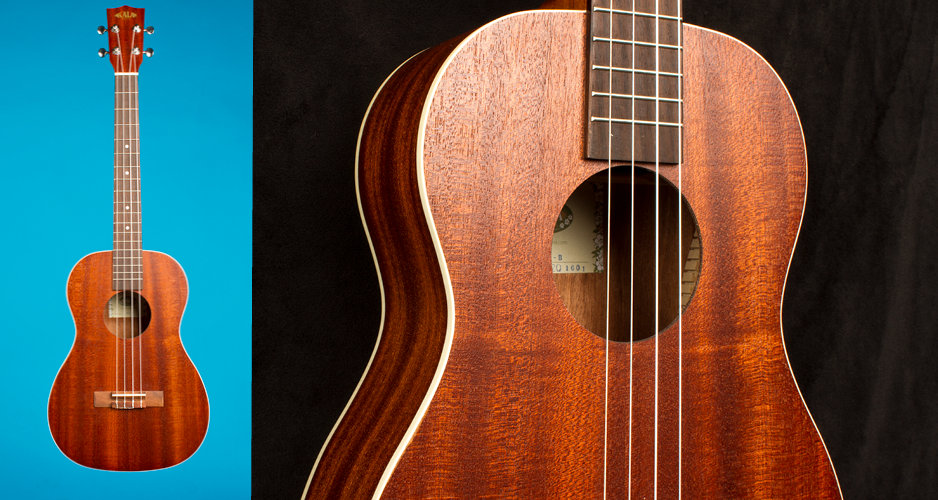 Kala KA-B ukulele baritone review