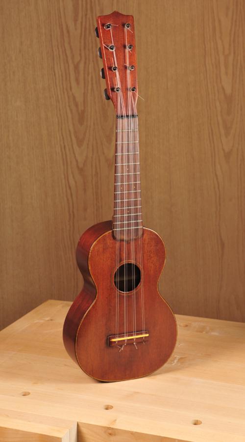 Martin Taropatch Ukulele Rare Vintage Instrument