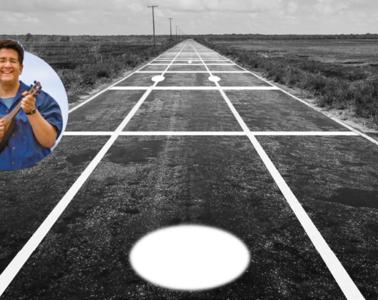 The Open Road Step-Up Key Change Jim Beloff