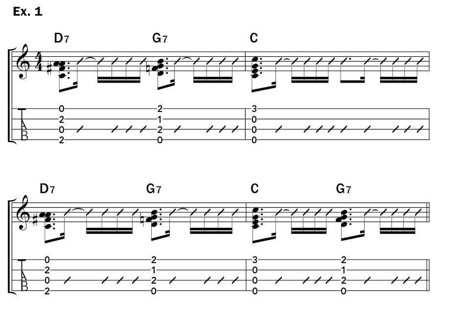 kani ka pila lesson ukulele hawaii jam session example 1