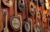 Collings Uke Wall vintage ukes 1