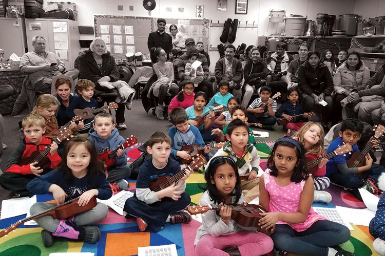 ukulele in school ukes school future teachers small